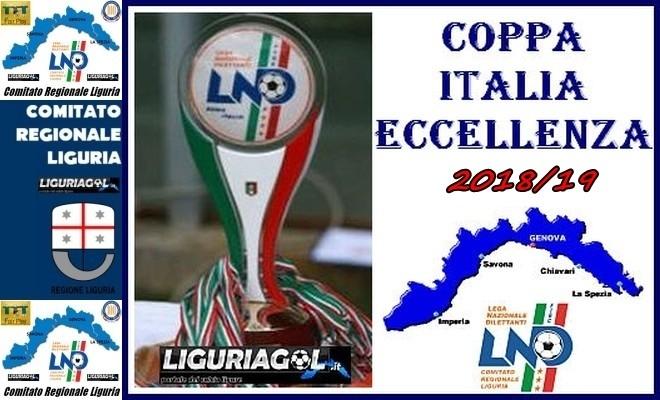Calendario Regionale Liguria.Coppa Italia Eccellenza Calendario Per Il Primo Turno