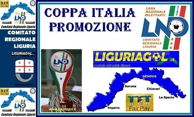 Coppa Italia Calendario.Coppa Italia Promozione Regolamento E Calendario Prima Giornata