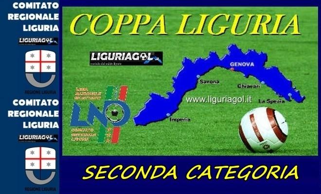 Calendario Regionale Liguria.Coppa Liguria Seconda Categoria Gironi Orari E Regolamento